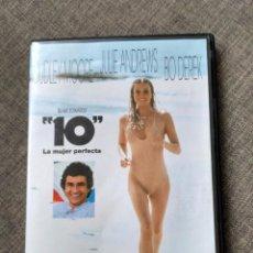 Cine: DVD 10 LA MUJER PERFECTA - BO DEREK - DUDLEY MOORE - JULIE ANDREWS - RARE . Lote 95803123