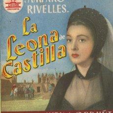 Cine: LA LEONA DE CASTILLA . Lote 95955507