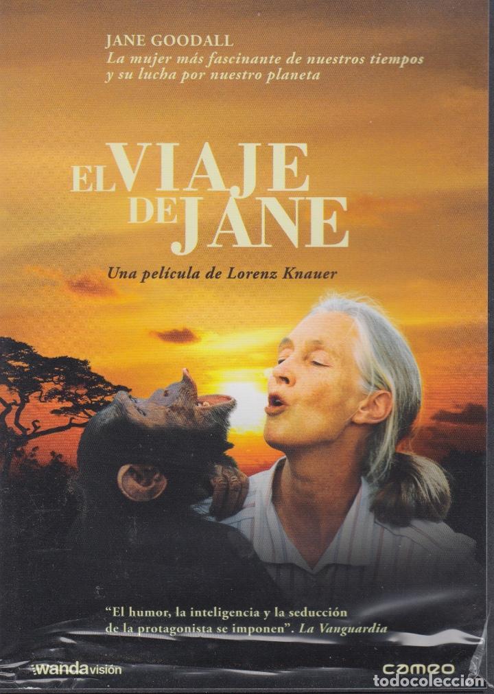EL VIAJE DE JANE. LORENZ KNAUER (Cine - Folletos de Mano - Documentales)