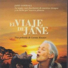 Cine: EL VIAJE DE JANE. LORENZ KNAUER. Lote 96260115