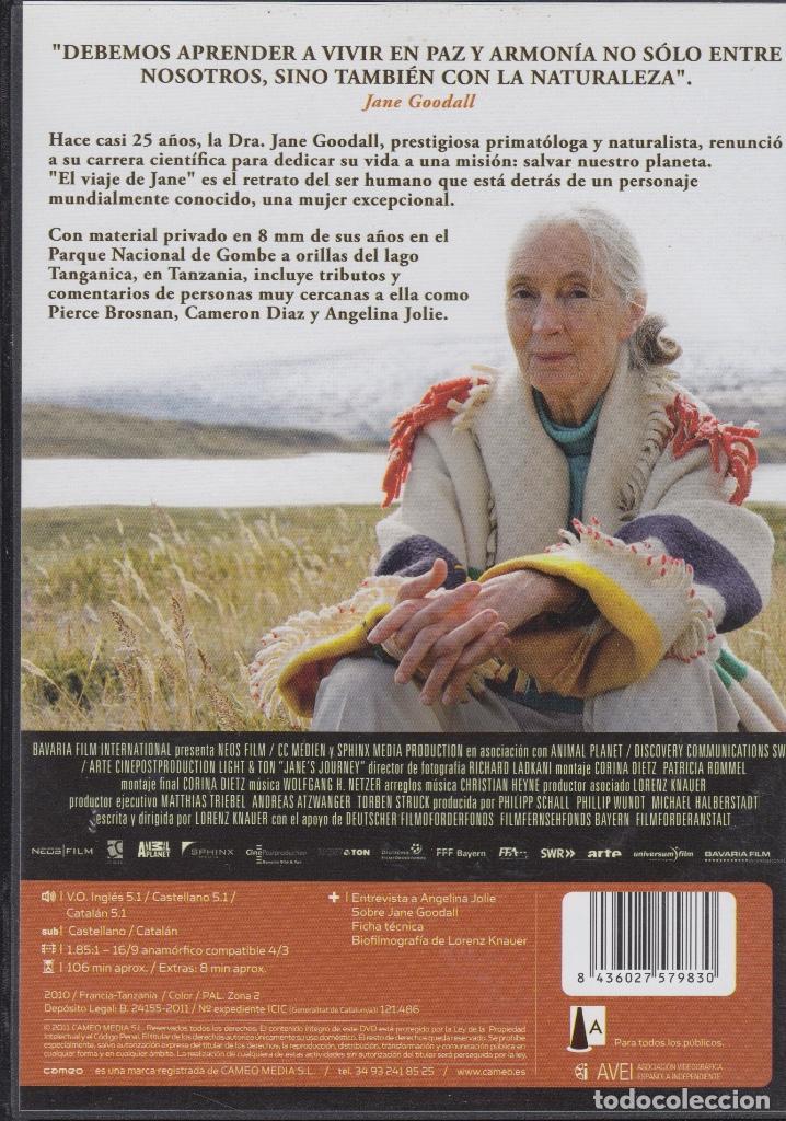 Cine: EL VIAJE DE JANE. LORENZ KNAUER - Foto 2 - 96260115