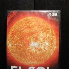 Cine: EL SOL DESCUBRE SUS SECRETOS DVD. Lote 96663619