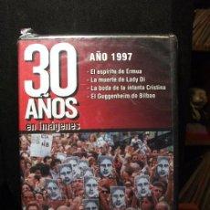 Cine: 30 AÑOS EN IMAGENES AÑO 1997 DVD PRECINTADO PEPETO. Lote 96665175