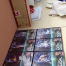 Cine: DIECISIETE DVD,S DE APRENDIZAJE TENIS, FUTBOL, ESQUÍ Y DARDOS.. Lote 96702755