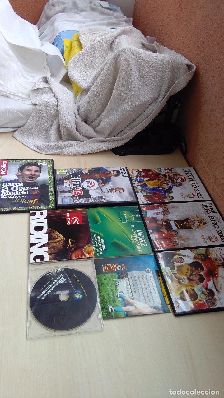 Cine: DIECISIETE DVD,S DE APRENDIZAJE TENIS, FUTBOL, ESQUÍ Y DARDOS. - Foto 2 - 96702755