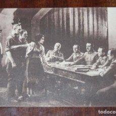 Cine: PROGRAMA DE CINE SU PRISIONERO, RARO PROGRAMA CINE MUDO, AÑOS 20, MIDE 9 X 7 CM, AÑOS 1920.. Lote 96735055