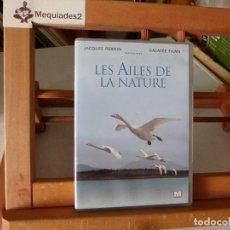 Cine: LES AILES DE LA NATURE - JACQUES PERRIN. Lote 97276599