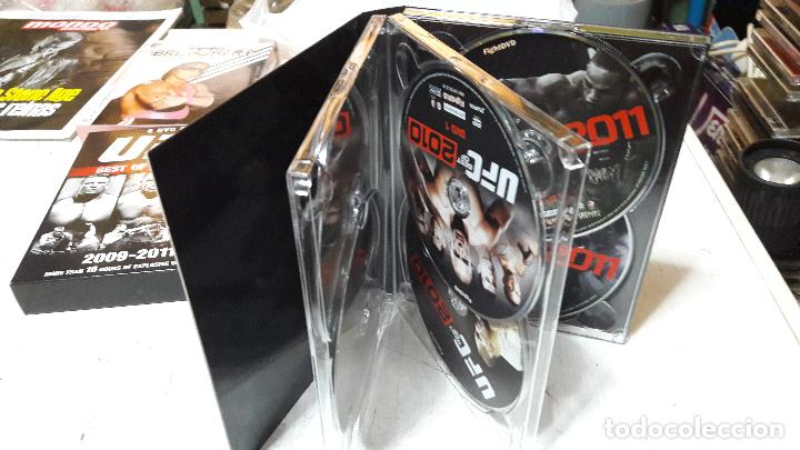 Cine: UFC best of collection 2009-2011 fight dvd 6 dvd box promocional buen estado - Foto 2 - 97511487