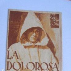 Cine: LA DOLOROSA. Lote 97712943