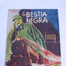 Cine: LA BESTIA NEGRA. Lote 97715263
