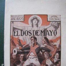 Cine: EL DOS DE MAYO. Lote 97733515