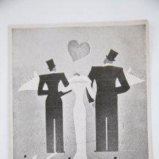 Cine: PROGRAMA DE CINE DOBLE - ¡ VIDA MIA ! / MARTA EGGERTH - U FILMS - AÑO 1936. Lote 98432467