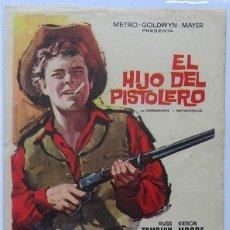 Cine: EL HIJO DEL PISTOLERO, CON FERNANDO REY, MARIA GRANADA, ANTONIO CASAS . Lote 98792959
