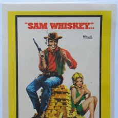 Cine: SAM WHISKEY...CON ANGIE DICKINSON. Lote 98793643