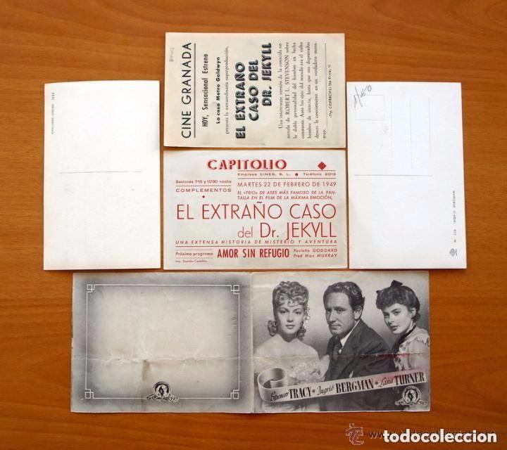 Cine: Cine - Ingrid Bergman - 97 programas y postales - Ver fotos y explicación interior - Foto 15 - 98827403