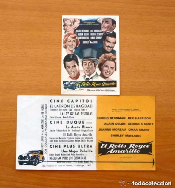 Cine: Cine - Ingrid Bergman - 97 programas y postales - Ver fotos y explicación interior - Foto 16 - 98827403
