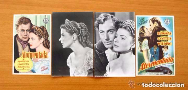 Cine: Cine - Ingrid Bergman - 97 programas y postales - Ver fotos y explicación interior - Foto 18 - 98827403