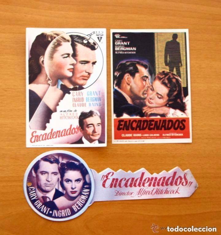 Cine: Cine - Ingrid Bergman - 97 programas y postales - Ver fotos y explicación interior - Foto 29 - 98827403