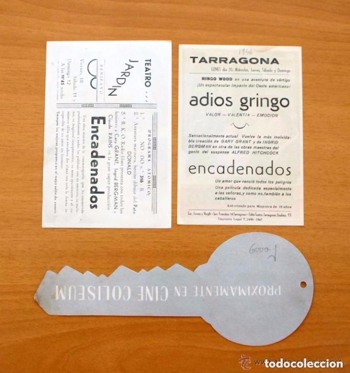 Cine: Cine - Ingrid Bergman - 97 programas y postales - Ver fotos y explicación interior - Foto 30 - 98827403