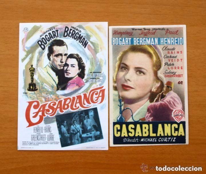 Cine: Cine - Ingrid Bergman - 97 programas y postales - Ver fotos y explicación interior - Foto 37 - 98827403