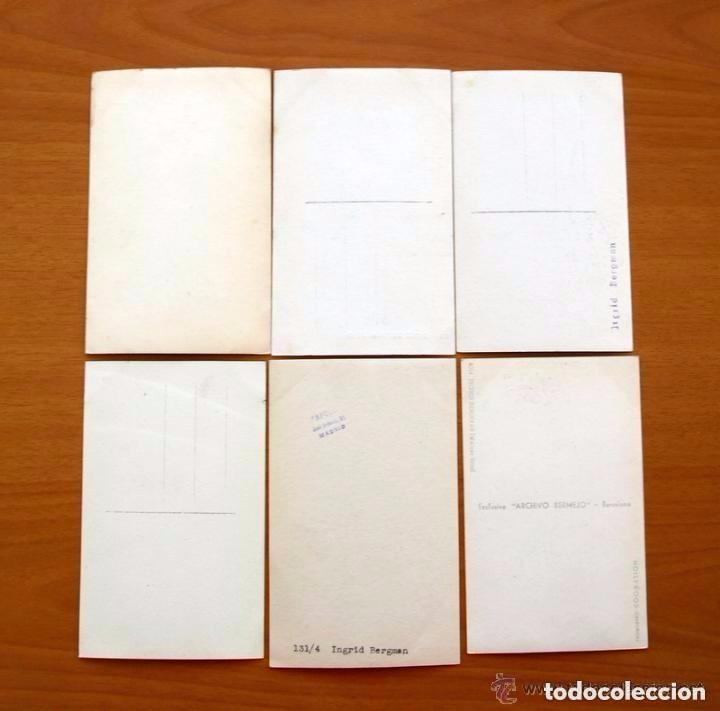 Cine: Cine - Ingrid Bergman - 97 programas y postales - Ver fotos y explicación interior - Foto 42 - 98827403