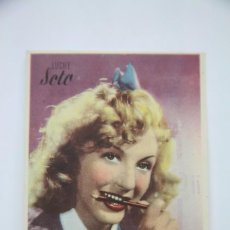 Cine: PROGRAMA DE CINE - ¡¡ CAMPEONES !! - SUEVIA FILMS, AÑO 1943. Lote 98857371