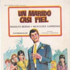 Cine: UN MARIDO CASI FIEL. SIN PUBLICIDAD. Lote 98968415