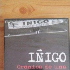 Flyers Publicitaires de films Anciens: IÑIGO CABACAS. CRONICA DE UNA HERIDA ABIERTA. DOCUMENTAL. Lote 99114655