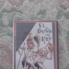 Cine: DVD EL BUFON DEL REY (MONCHO BORRAJO)(CONTIENE 2 DVD)(PRECINTADA). Lote 99442959