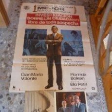 Folhetos de mão de filmes antigos de cinema: POSTER + 2 POSTALES. Lote 99823867