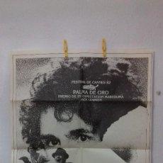Cine: DESAPARECIDO JACK LEMMON SISSY SPACEK CARTELES DE CINE 70X100 ORIGINAL 1982. Lote 100148831