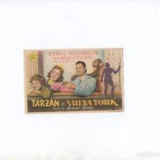 Cine: TARZAN EN NUEVA YORK. Lote 100321303
