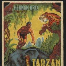 Cine: P-7204- TARZÁN EN LA CIUDAD MUERTA (THE NEW ADVENTURES OF TARZAN) HERMAN BRIX. Lote 100523339