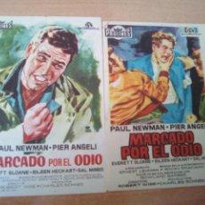 Cine: MARCADO POR EL ODIO. Lote 100704108