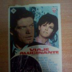 Cine: VIAJE ALUCINANTE. Lote 100774388