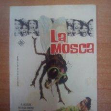 Cine: LA MOSCA. Lote 100882391