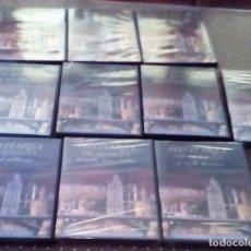Foglietti di film di film antichi di cinema: HISTORIA DE SEVILLA (COLECCIÓN COMPLETA) 10 DVD. Lote 101109711