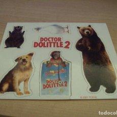 Cine: DOCTOR DOLITTE 2, CON EDDIE MURPHY. PROGRAMA-IMAN TROQUELADO.. Lote 102484691