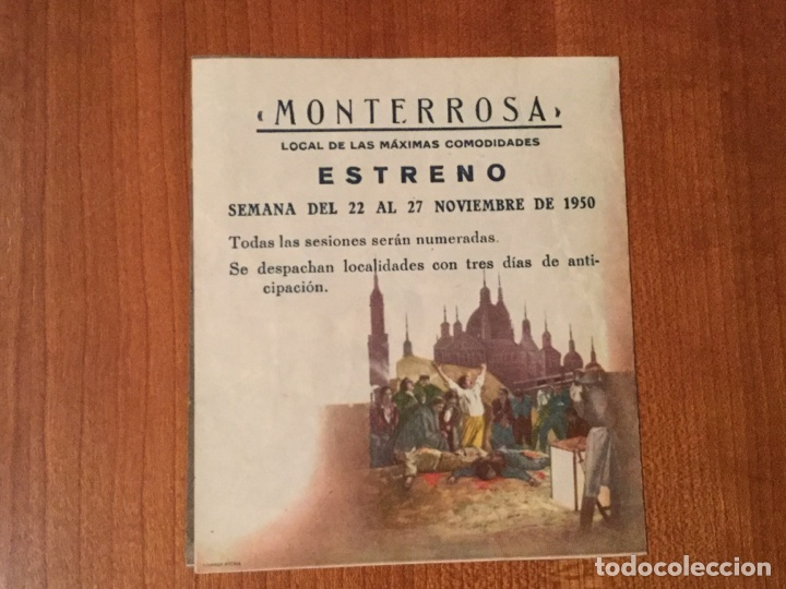 Cine: FOLLETOS DE MANO. CINE - Foto 2 - 103444066