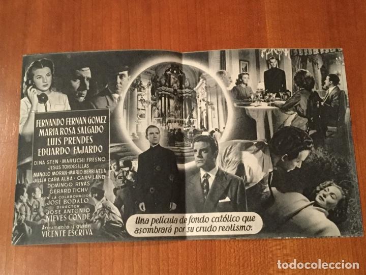 Cine: FOLLETO DE MANO. CINE - Foto 3 - 103444227