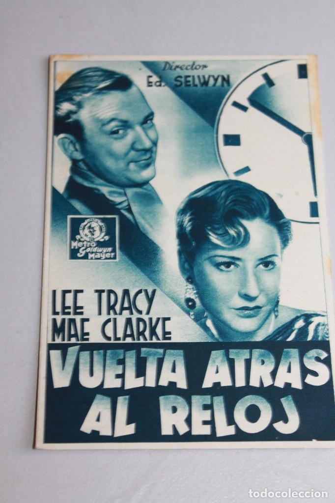 BOLERO. CAROLE LOMBAR, SALLY RAND Y FRANCES DRAKE. INFORMACIÓN Y FOTOS. (Cine - Folletos de Mano - Musicales)