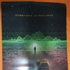 Cine: CARTEL DE CINE ORIGINAL - NIVEL 13 - AÑO 1999 - 67X96CM. Lote 103541139