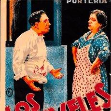 """Cine: """"LOS CLAVELES"""" (1936) DE SANTIAGO ONTAÑÓN. CON MARÍA ARIAS, MARÍA AMPARO BOSCH. Lote 103617979"""