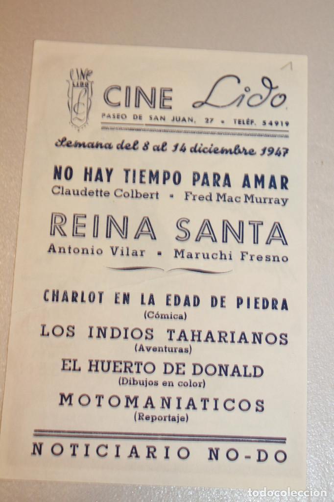 Cine: NO HAY TIEMPO PARA AMAR. CLAUDETTE COLBERT Y FRED McMURRAY. INFORMACIÓN FOTOS. - Foto 2 - 103666323