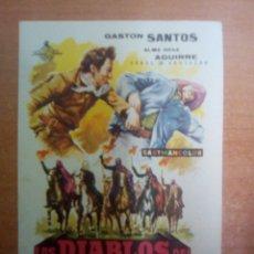 Cine: LOS DIABLOS DEL TERROR. Lote 103686108
