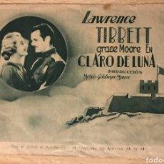 Cine: CLARO DE LUNA. Lote 103888344