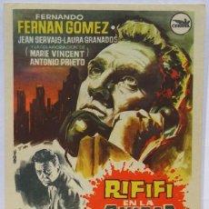 Cine: RIFIFI EN LA CIUDAD, CON LAURA GRANADOS, F. FERNAN GOMEZ, DIRIGIDA POR JESUS FRANCO . Lote 104287875