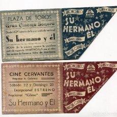 Cine: SU HERMANO ERA ÉL, CON ANTONIO VICO. C/I.. Lote 104301371