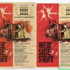 Cine: WEST SIDE STORY, CON NATALIE WOOD.. Lote 104304843