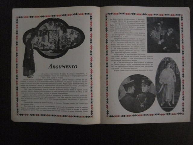 Cine: LA BATALLA -SESSUE HAYAKAVA- EXCLUSIVAS LEVANTISCHE FILM -VARIAS HOJAS -VER FOTOS- (C- 4058) - Foto 6 - 104395875